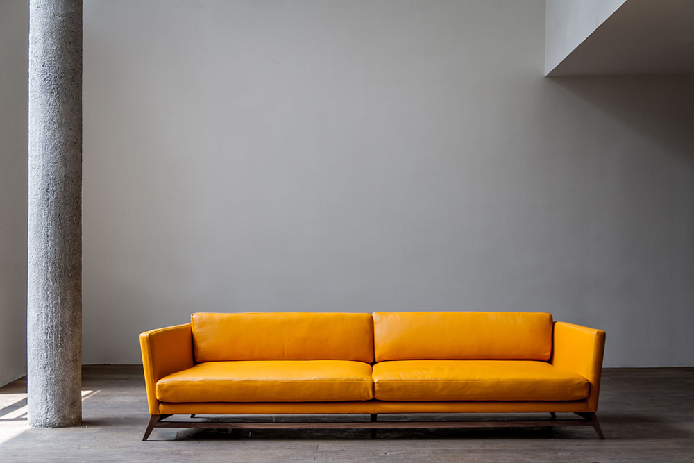 Eclipse Sofa by Alexander Andersson for Luteca