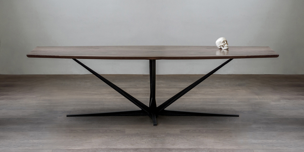Agave Dining Table by Alexander Andersson by Luteca
