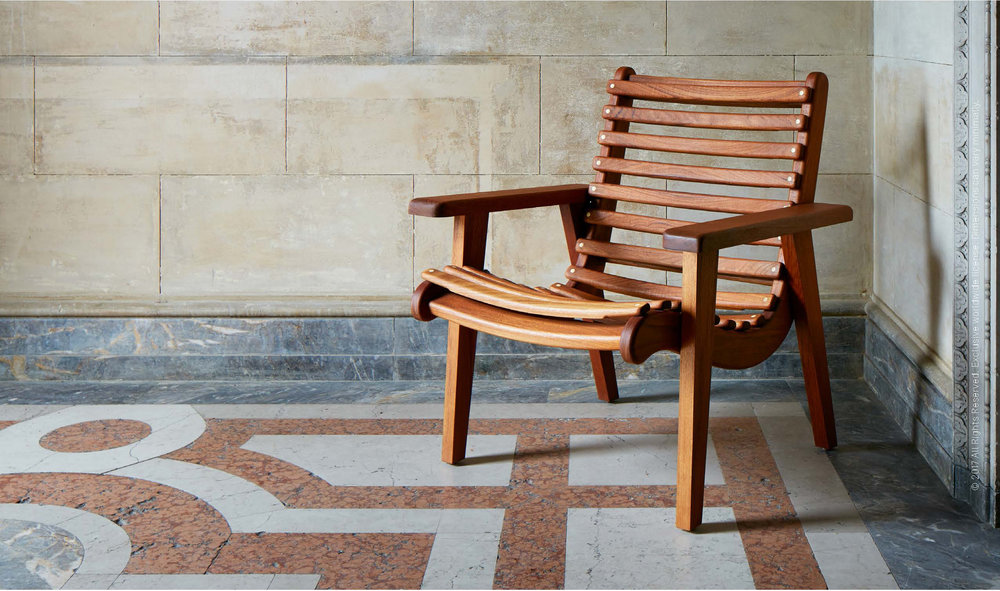 San Miguelito Armchair by Michael van Beuren for Luteca
