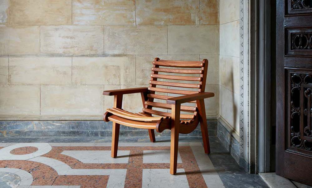 San Miguelito Armchair by Michael van Beuren for Luteca