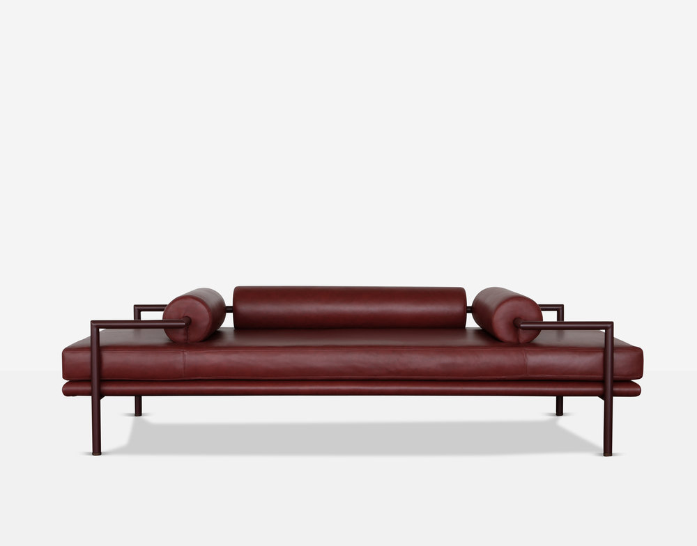 Luteca_JI_Dorcia -Daybed_Red Leather_F-W.jpg