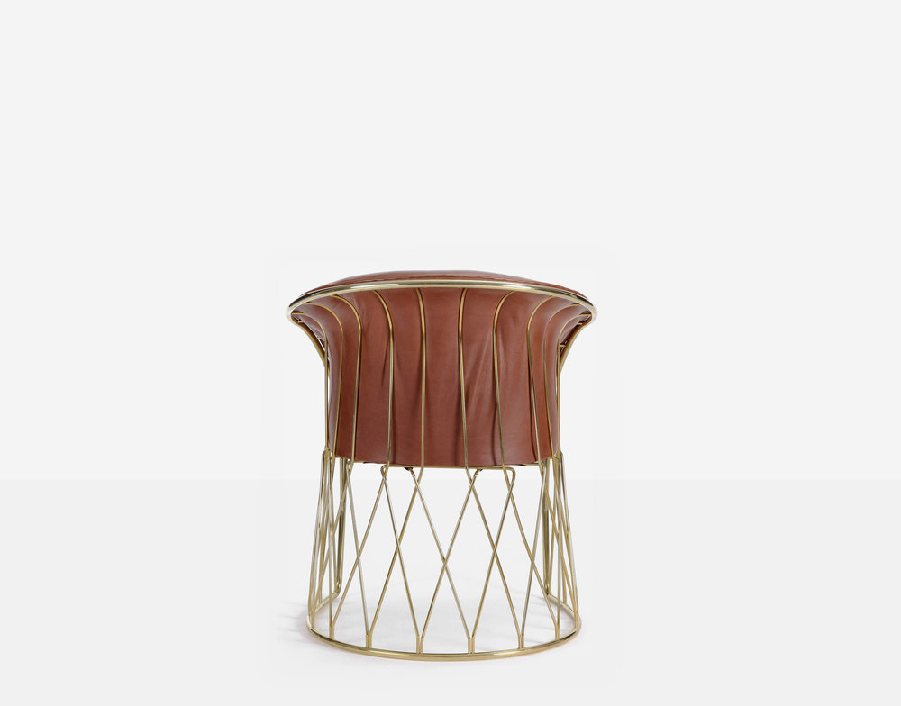 Luteca_PRV_Equipal-Chair_Brown-Leather_Polished-Brass_B-W.jpg