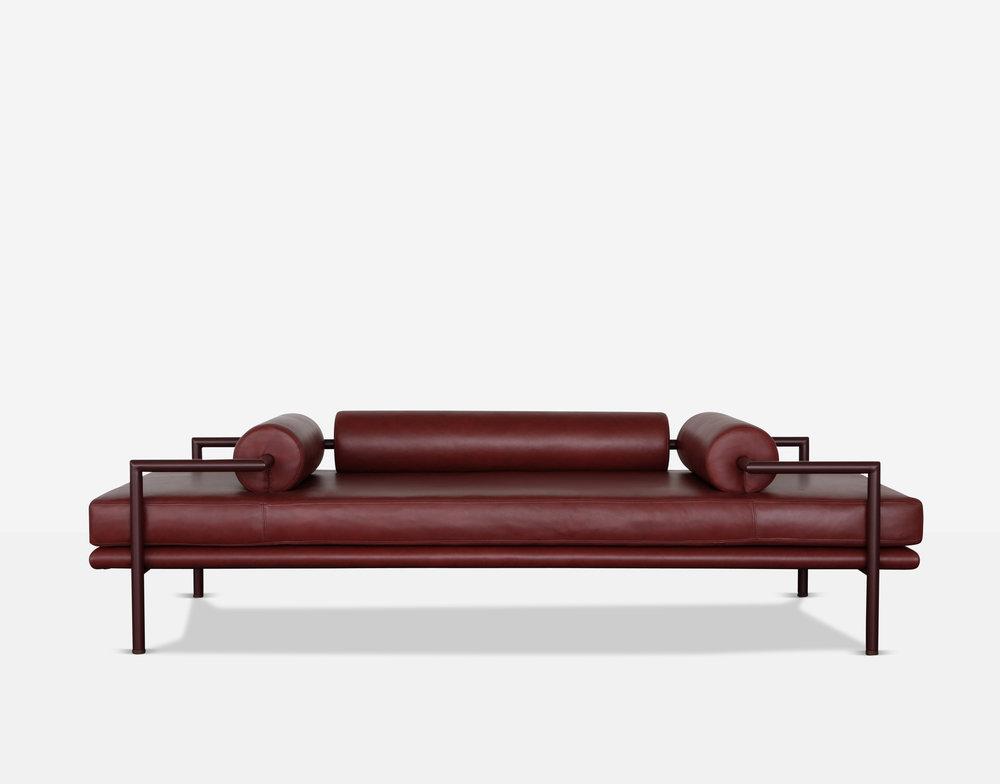Luteca_JI_Dorcia -Daybed_Red Leather_F-W.jpg