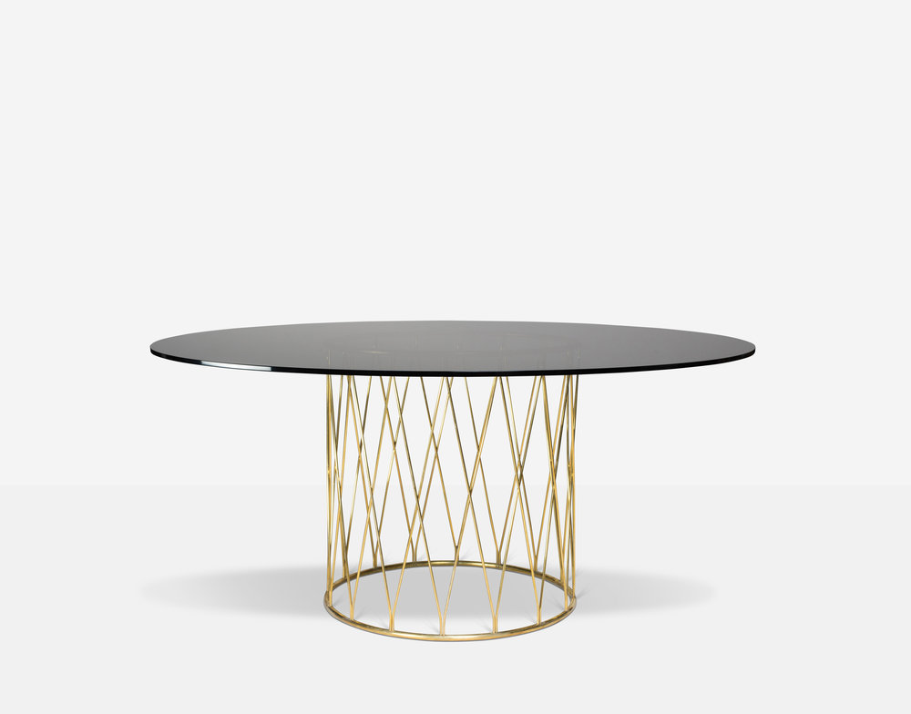 Luteca_PRV_Equipal-Dining-Table_Polished-Brass-Glass_F-W.jpg