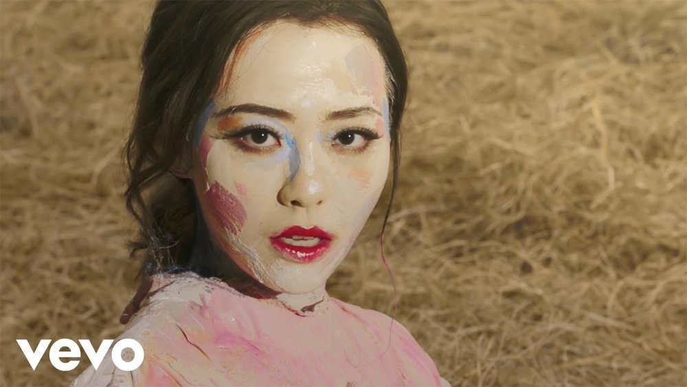 Jane Zhang - Dust My Shoulders Off Video