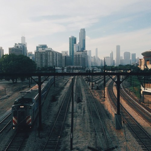 This Morning I Want To Take Yall Out Of The City For A Minute Chicagos Midwest Hub Train Travel And If You Real Escape From Life