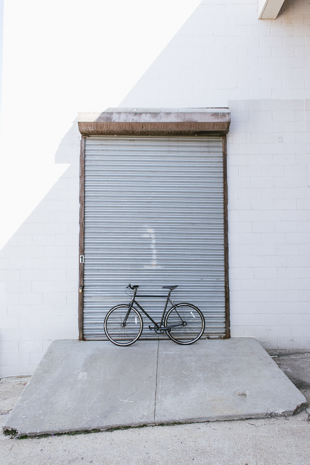 Brooklyn Bicycle Co. Wythe Bicycle in Matte Black