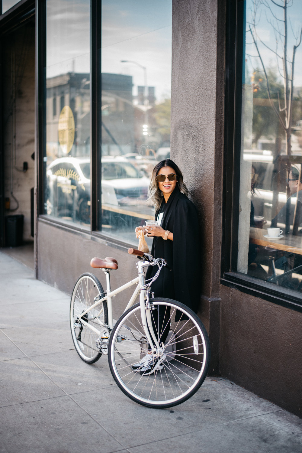 Brooklyn Bicycle Co.'s Lorimer in Soft Ivory