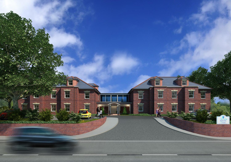 Bagshot Park Kingston Rehab