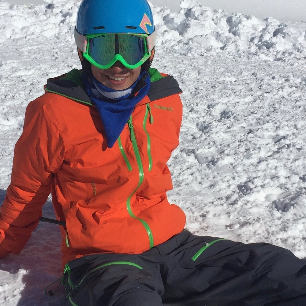 Iain Innes - Iain has been coaching for ATC for 3 years in between his British Ski Team athlete commitments. Iain is a motivated coach and is extremely good at passing on his skills and experiences to young ATC racers. He is also great fun.