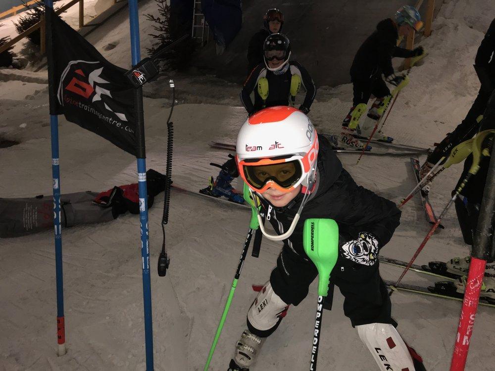 Pro Slalom Training