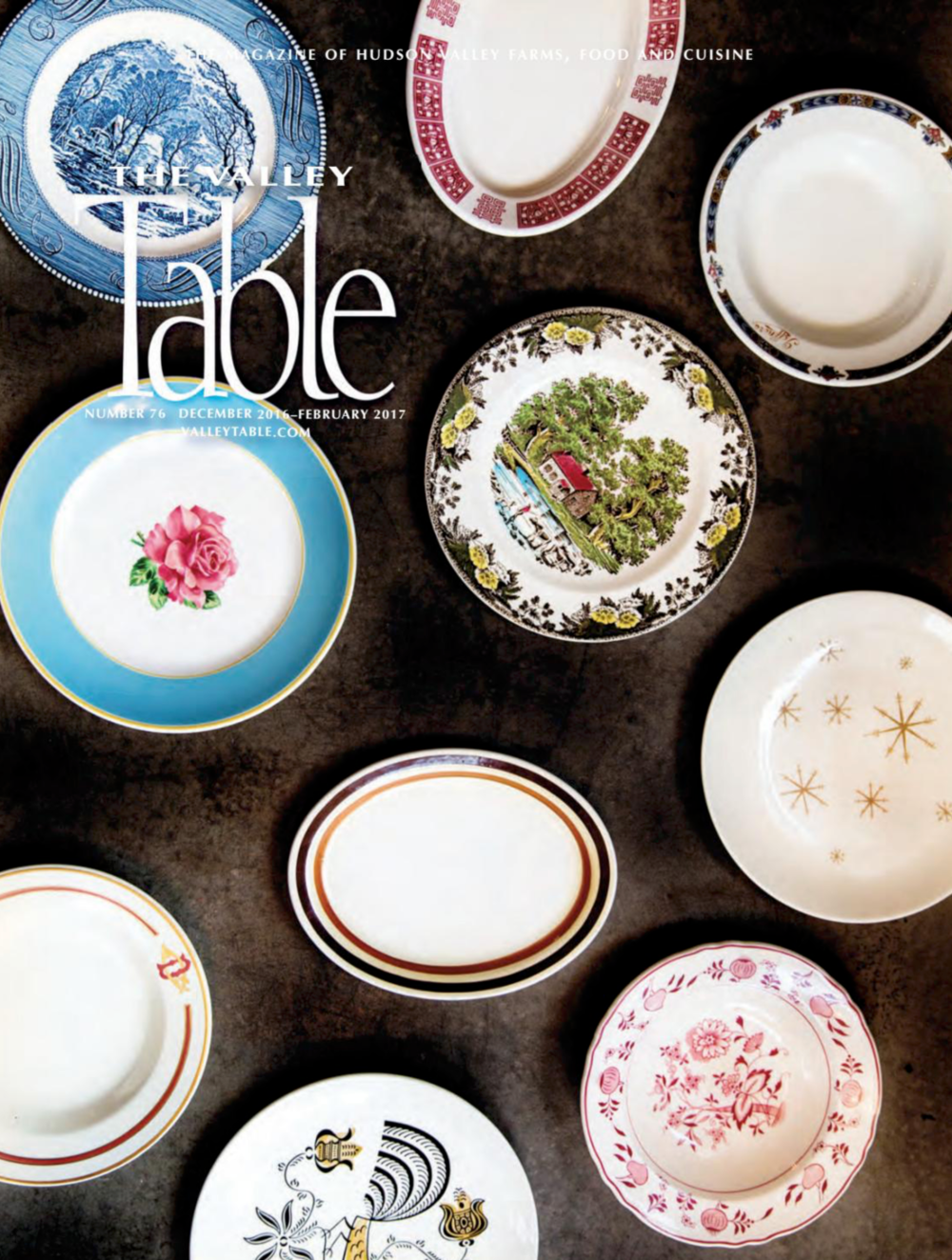 Eva Deitch Photography  for Valley Table Magazine