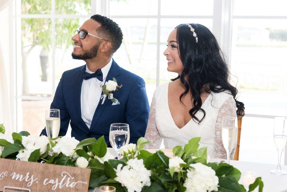 Vista Lago Miami Wedding Reception