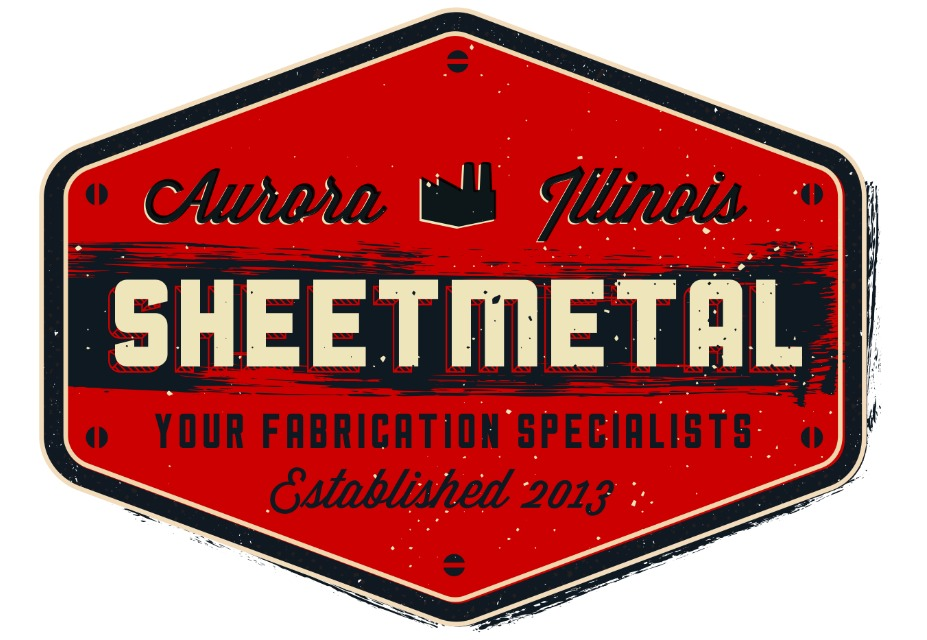 Aurora Sheetmetal Logo in progress