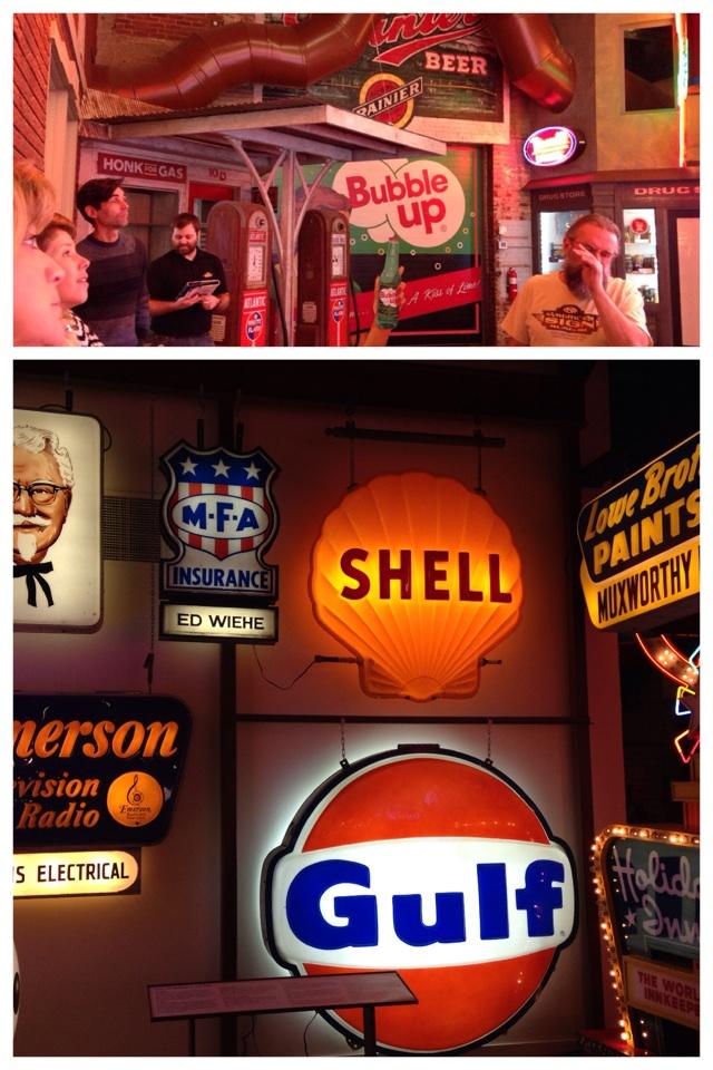 American Sign Museum takeaway N.3 #signage #cincinnati #typography #neon