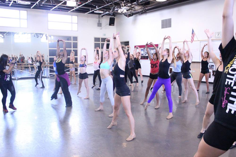 Laguna Dance Festival-Jazz Dance Masterclass with Saleemah E. Knight