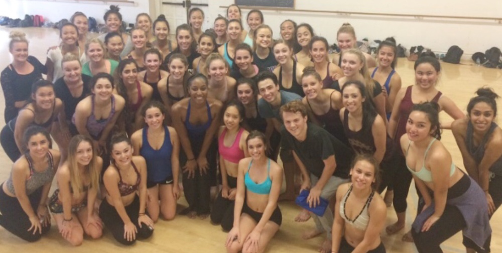 "USC Kaufman ""Discover USC"" 2014- Jazz Dance Masterclass with Saleemah E. Knight"
