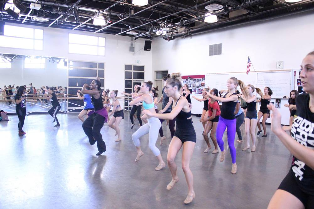 Laguna Dance Festival- Jazz Dance Masterclass with Saleemah E. Knight