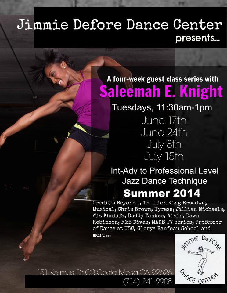 14 Jimmie Defore Summer Guest Class Series with Saleemah E. Knight.jpg