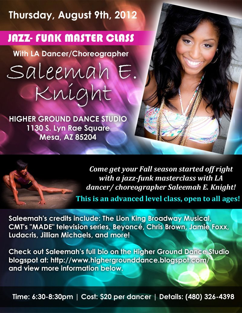 19 Jazz Funk Master Class Workshop with Higher Ground Dance Studio and Saleemah E. Knight.jpg