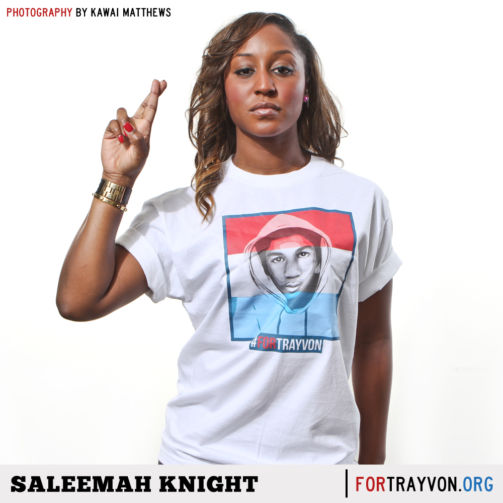 """For Trayvon"" Campaign"
