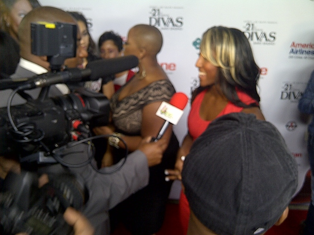 """Divas Simply Singing"" Red Carpet"
