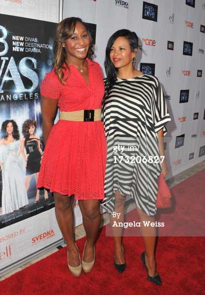 """""""R&B Divas"""" Television Show Premiere"""