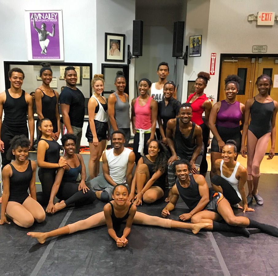 Usc Kaufman Jazz Dance Master Class with Saleemah E. Knight