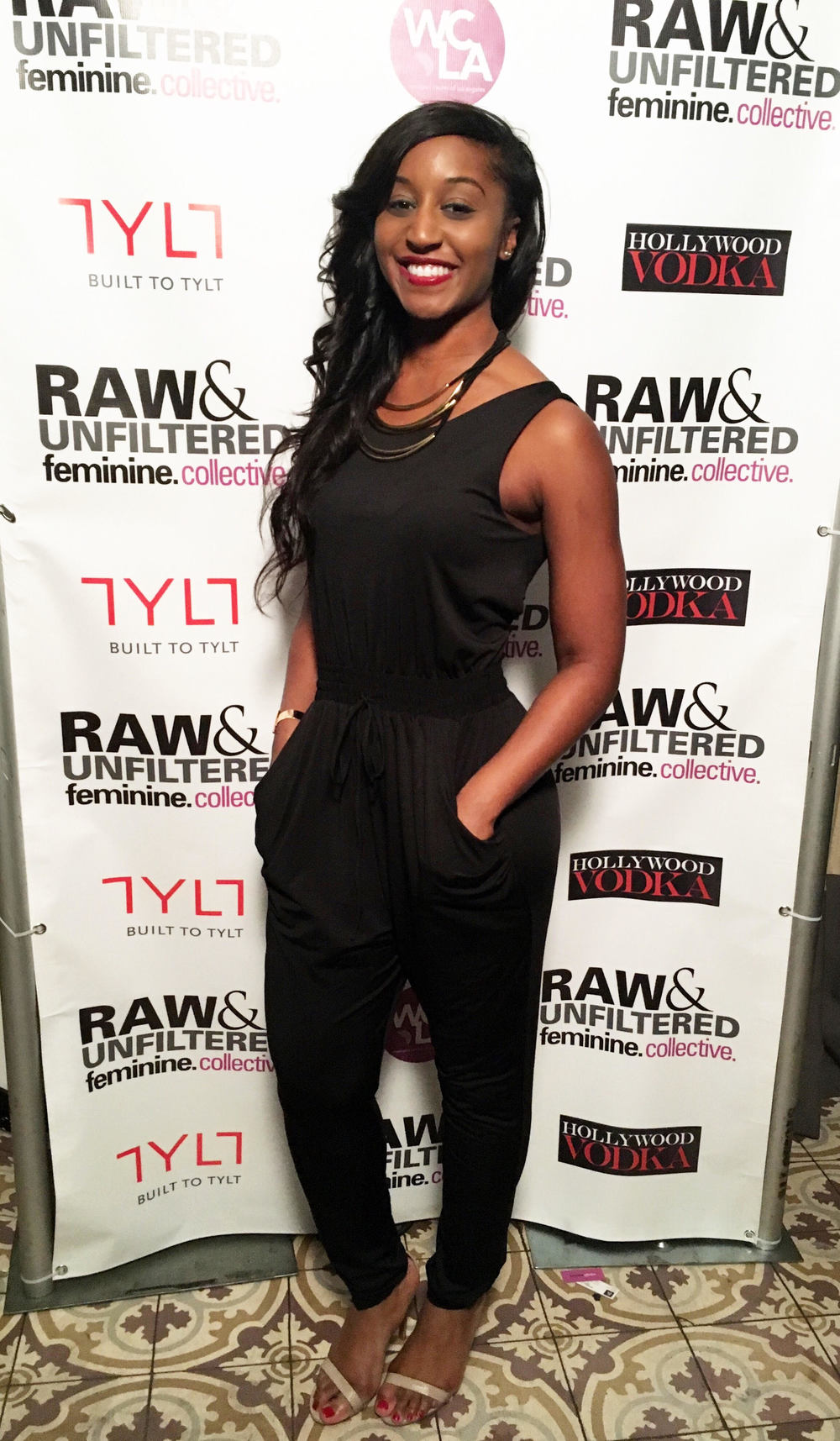 """Raw and Unfiltered"" Book Launch Event"