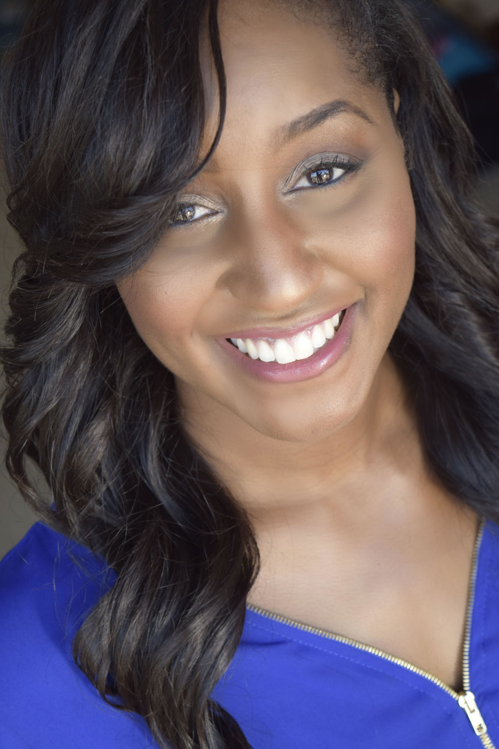 Saleemah E. Knight- Headshot