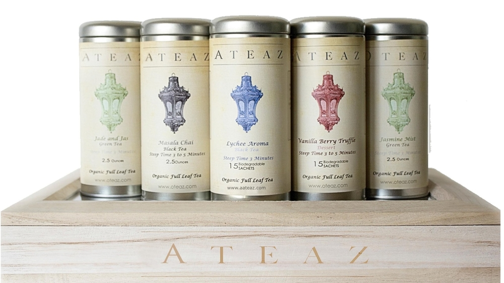 The Largest selection of Organic Black Tea and Organic Green Tea In New York City