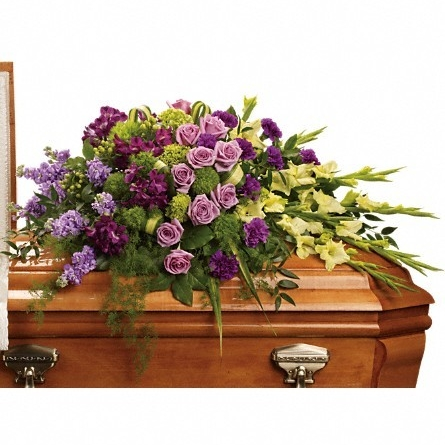 Reflections of Gratitude Casket Spray $229.95 -