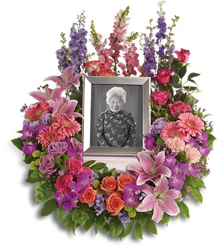 In Memoriam Wreath $245 -