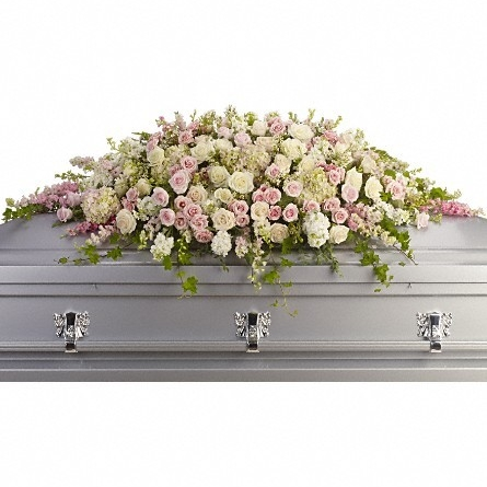 Bountiful Memories Casket Spray $434.95 -
