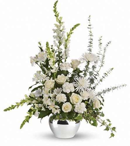 Serene Reflections Bouquet $109.95 -