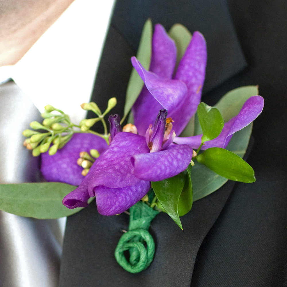 Downtown Style Boutonniere $20 -