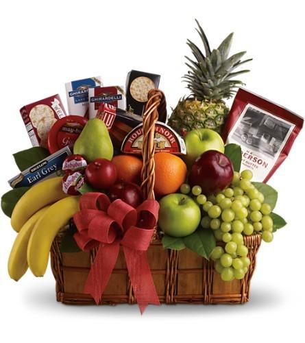 Bon Vivant Gourmet Basket $140-$170 -