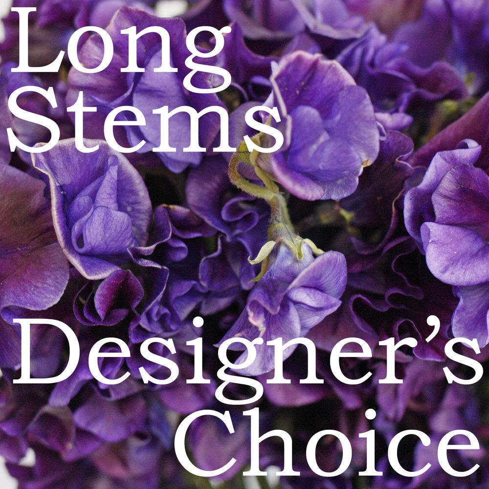 Designer's Choice $50-$150 -