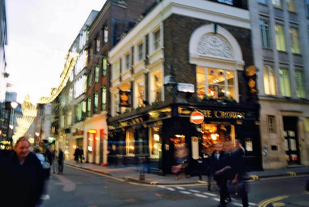 The Crown, Brewer Street