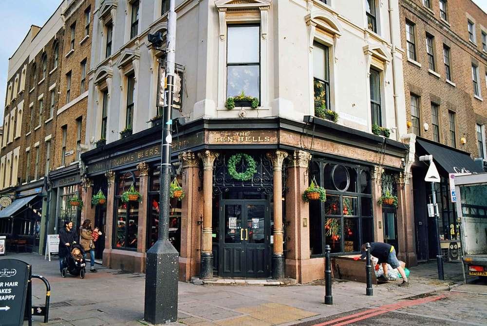 The Ten Bells, Spitalfields
