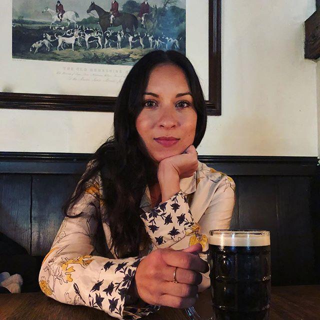 Lovely day for a Guinness.