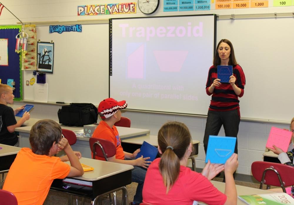 Maggie Warner 4th Grade Math Teacher Bloom Vernon Local Schools