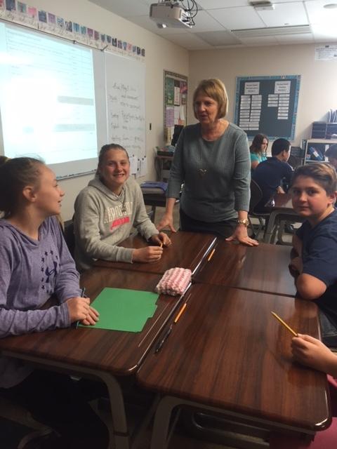 Christine Frankland Celebrate Teaching
