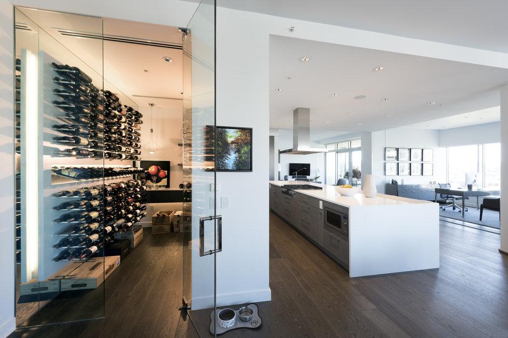 Game Changing Wine Cellars -
