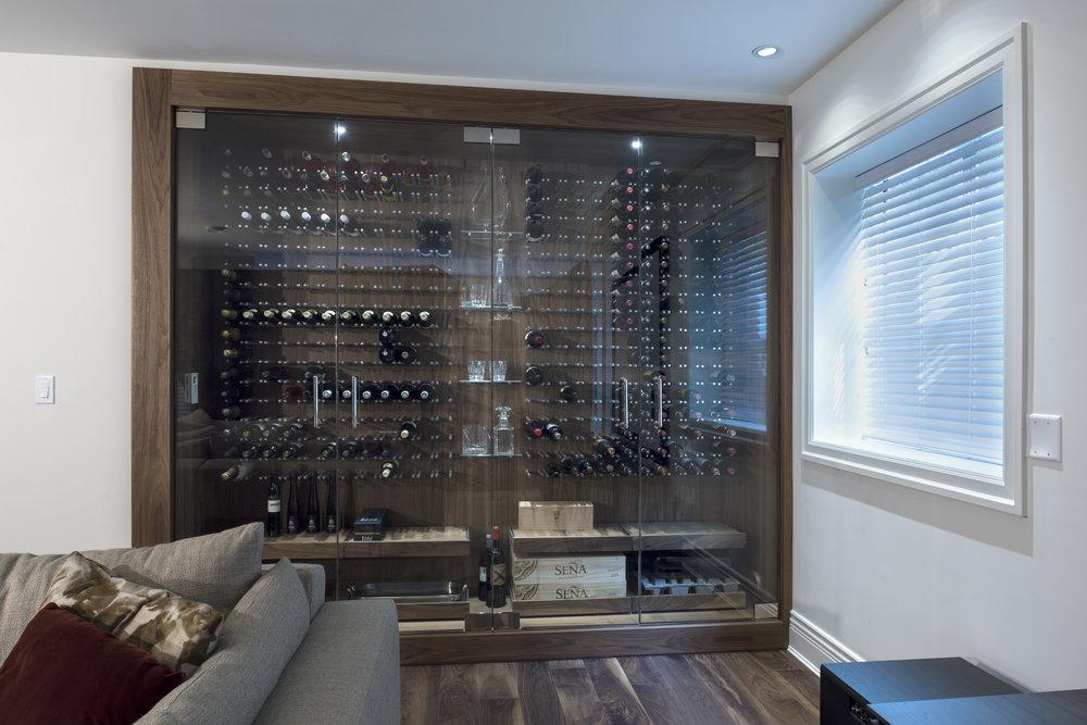 Innovative and Specialized Wine Storage -