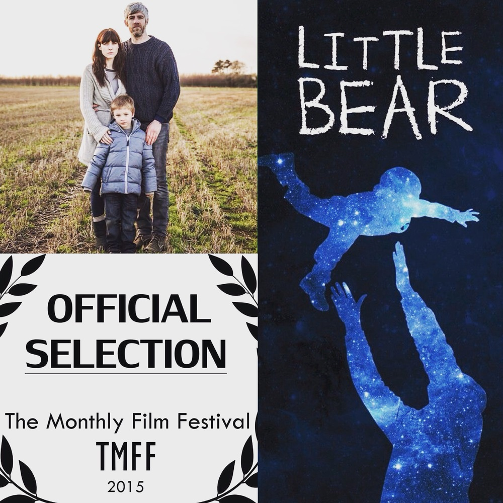 Kieran O'Reilly Calum Heath and Kojii Helnwein Little Bear Monthly film fest .JPG