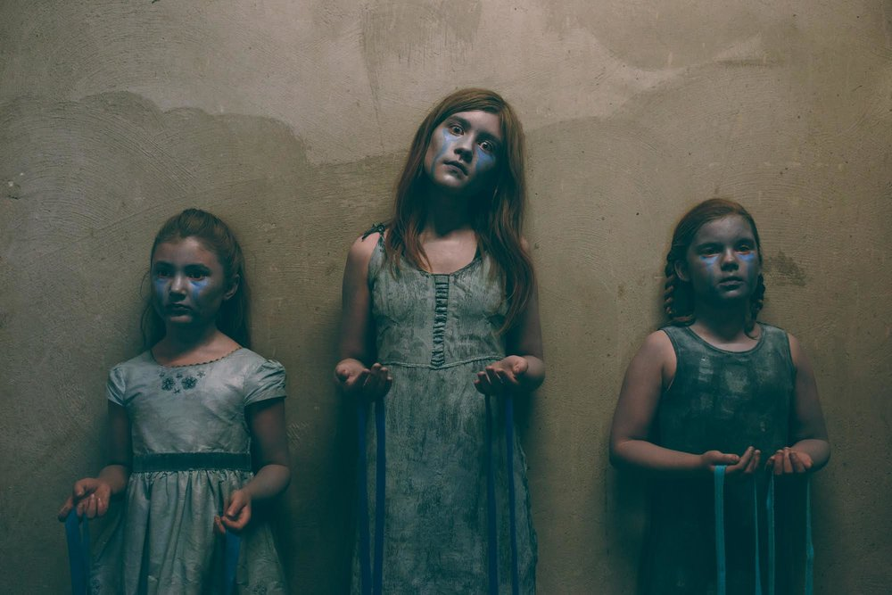 The Stone Dead Girls
