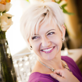 Celeste Johnston, owner of Jade Hair Studio & Day Spa