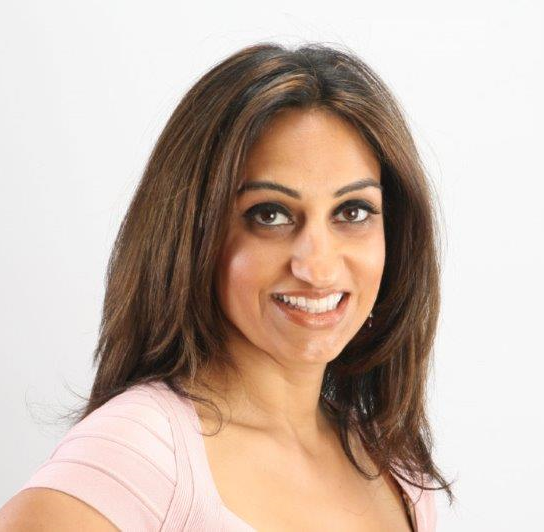 Nagina Abdullah, food and weight-loss coach for busy, ambitious women at Masalabody.com