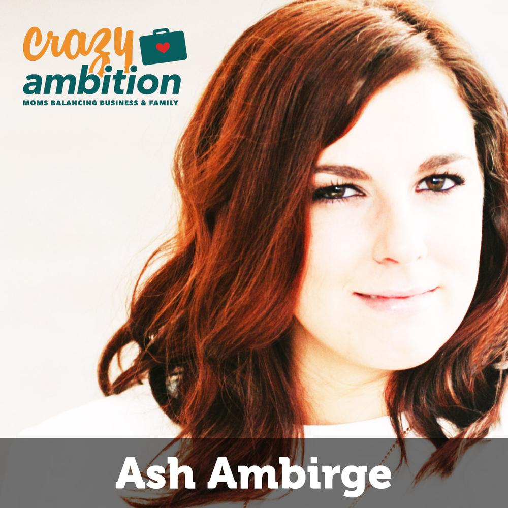 entrepreneur ash ambirge the middle finger project